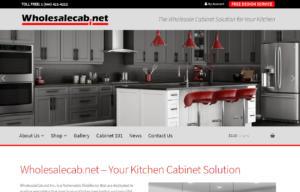 Wholesalecab.net WooCommerce on WordPress ecommerce