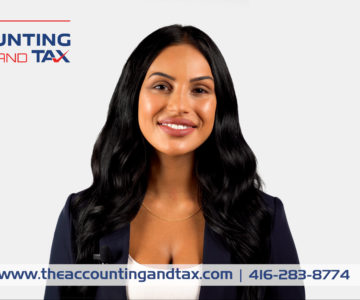 Accouting Tax ad video