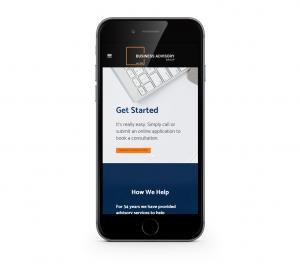Mobile responsive design