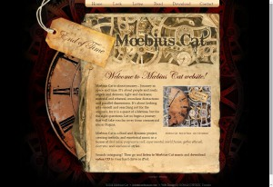 Moebius Cat homepage