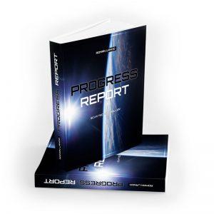 Progress Report - a Sci-Fi technothriller