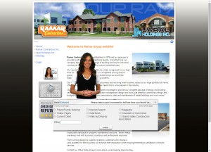 Ramar Contractors Inc. and Jaral Holdings Inc. corporate website