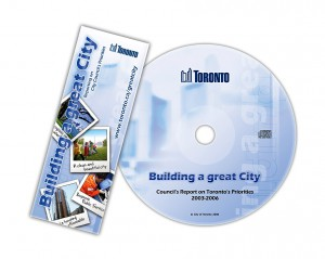 City of Toronto media package